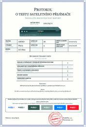 Amiko 7800 protokol