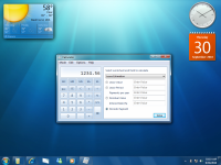 Windows 7 - plocha
