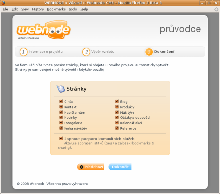 Webnode 2