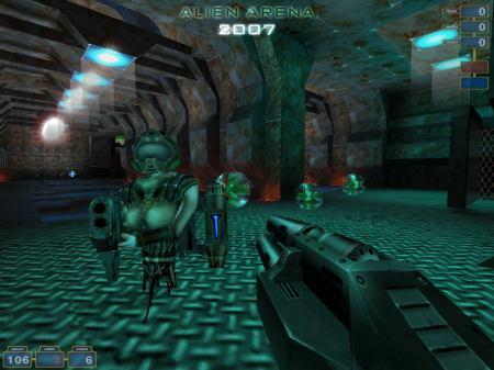 Alien Arena 3