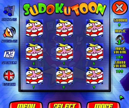 SudokuToon 3