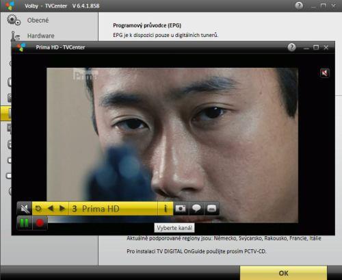Prima HD - PCTV