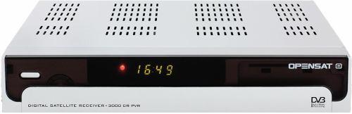 Opensat 3000CR PVR přední panel