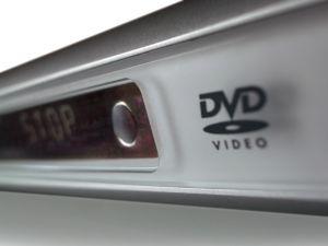 DVD přehrávač