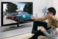 3D televize doma - ilustrační 200