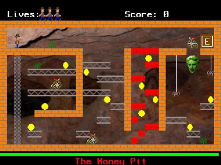 Chaos caverns 3