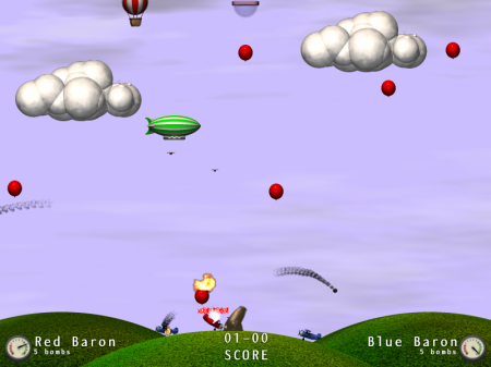 Airstrike 4