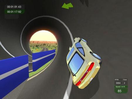 Tile Racer 4