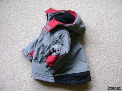 Zimní bunda Bazos