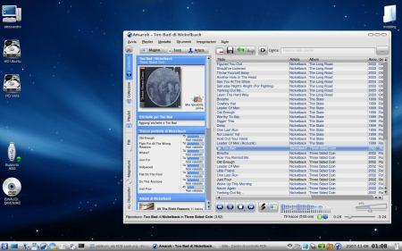 KDE theme 2