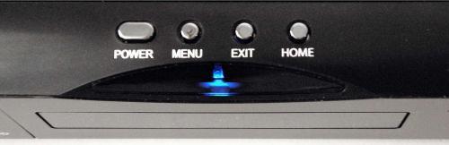 AZ Box HD Premium horní panel