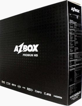 AZ Box HD Premium krabice