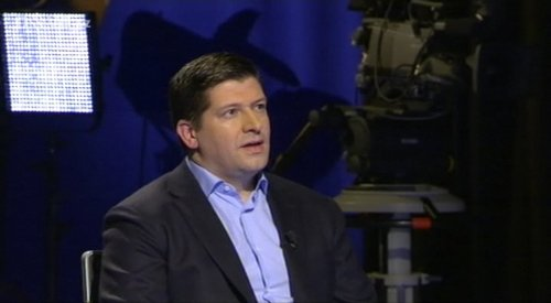 Jan Andruško, Televizní noviny