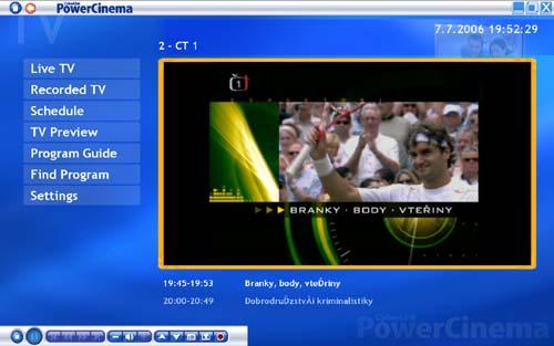 Asus 3000 live TV