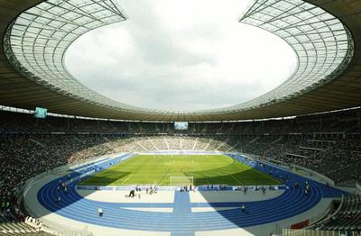 Berlín stadion