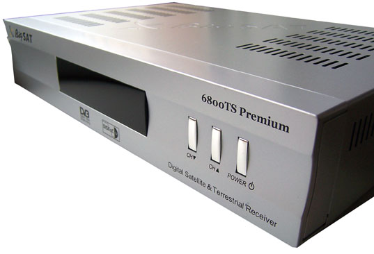 BigSat 6800 panel