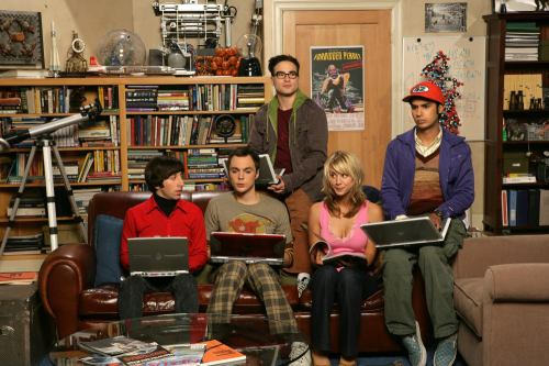 Big Bang Theory - CBS 2