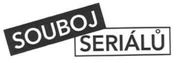 ČT 1 - logo Souboj seriálů