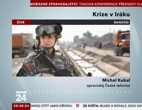 ČT 24 screenshot