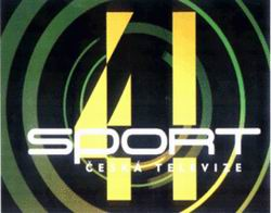 ČT 4 Sport logo velké
