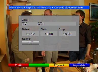 DP2 TX Casovac