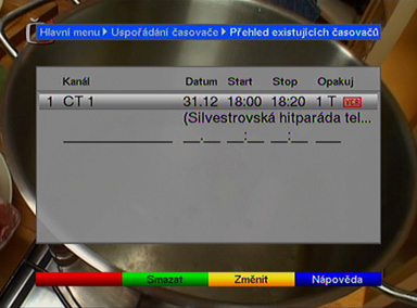 DP2 TX Casovac II