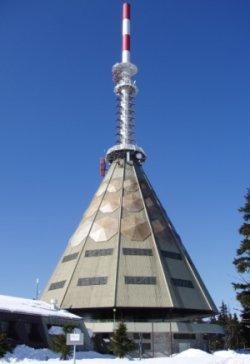 Vysílač Trutnov - Černá hora