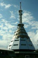 Vysílač Černá hora 150