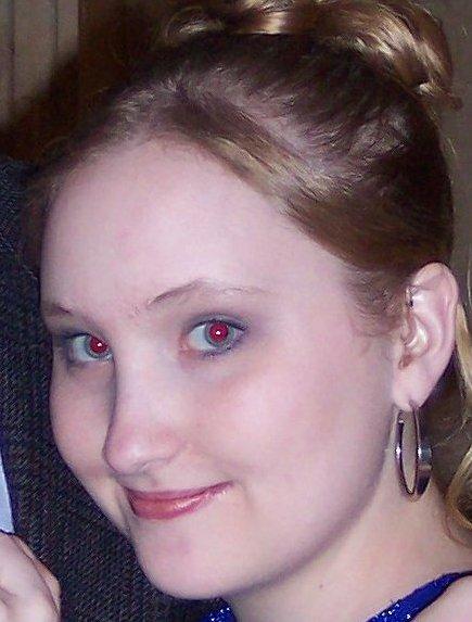Červené oči 1