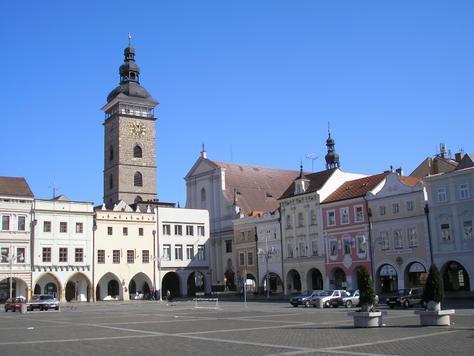 České Budějovice - ilustrační foto
