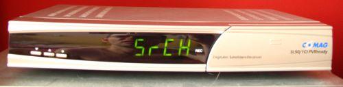 Comag SL 50/1CI PVR přední panel
