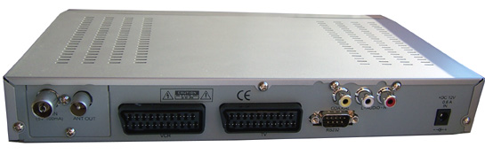 Comag DVB-T 3512 zezadu