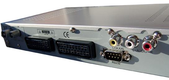 Comag DVB-T 3512 zezadu II