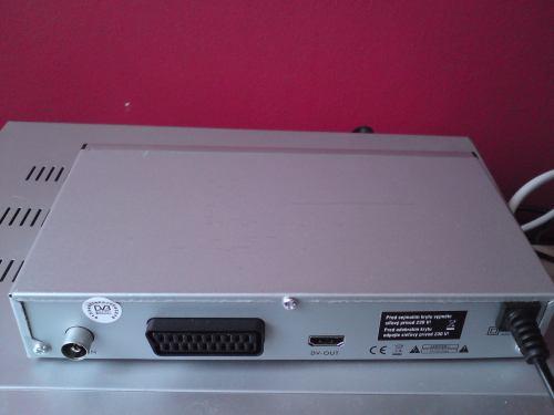 DI-WAY T-2300 zadní panel