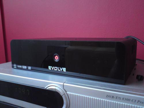 Evolve Mediacorder přední panel