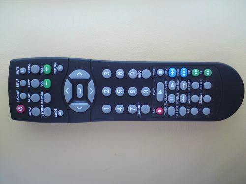 Evolve Mediacorder dálkový ovladač