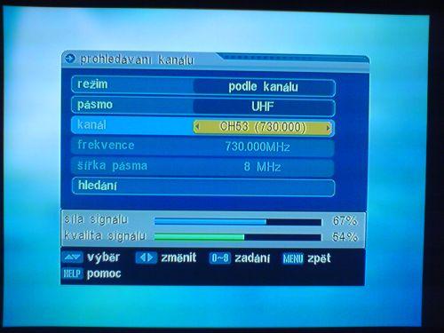 Allbox - MINI sledování kanálů
