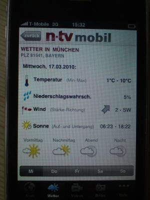 iPhone - N-TV