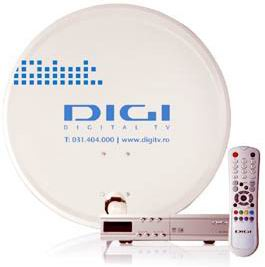 Digi TV parabola