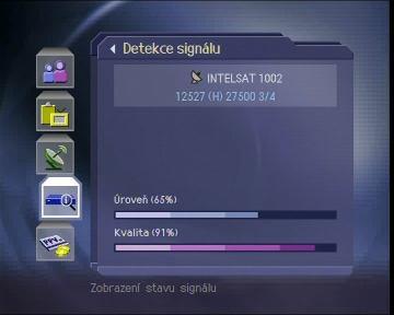 Digi TV Humax signál