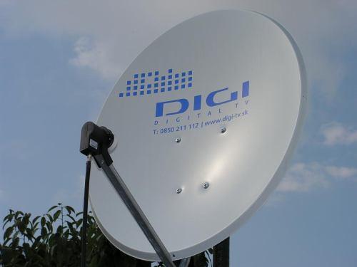Digi TV - parabola