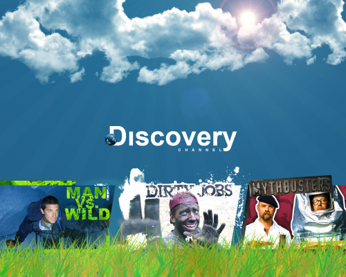 Discovery Channel tapeta
