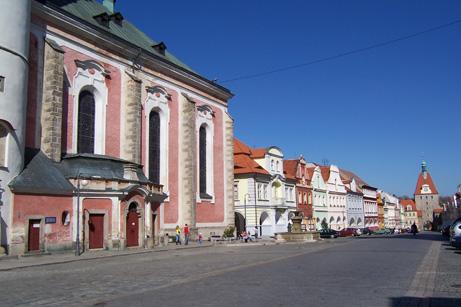 Domažlice - Náměstí část