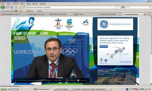 ZOH 2010 - EBU web