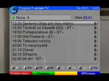 TechniSat DigiCorder T1 EPG II