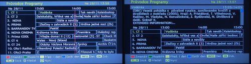 Gogen TVL32895 EPG