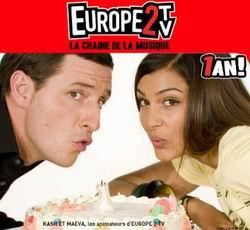 Europa 2 TV channel
