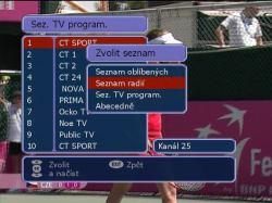 Europhon DTR 2008 screen 1