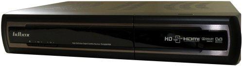 HD-BOX 9200 PVR - předek