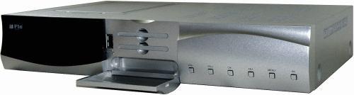 FTE PVR T250 - předek šachty